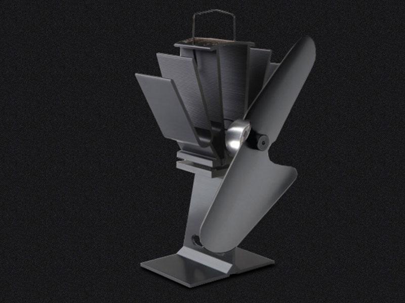 Ventilátor Ecofan 800 černý
