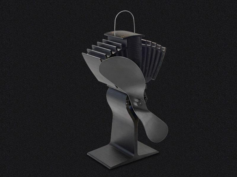 Ventilátor Ecofan 812 černý